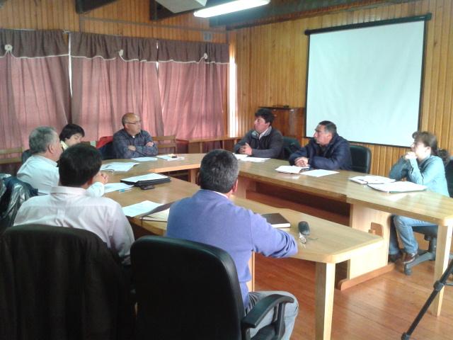 Concejo municipal de Dalcahue solicita efectuar auditoría en Corporación de educación y salud