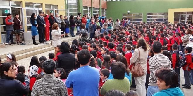 Seremi de Educación dio el vamos al año escolar en Dalcahue