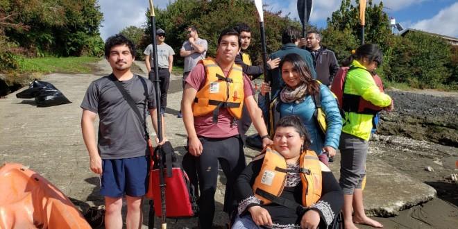 2° Encuentro de kayac Inclusivo