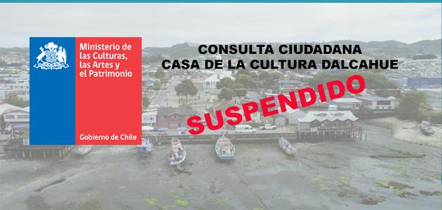 Suspendido participación ciudadana de proyecto «Diseño Casa de la Cultura, Dalcahue»