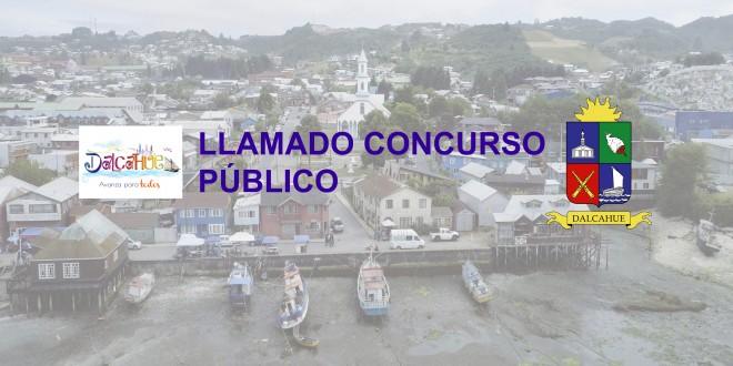 LLAMADO A CONCURSO PÚBLICO