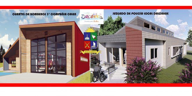 PRONTO SE INICIA CONSTRUCCIÓN DE DOS IMPORTANTES OBRAS PARA DALCAHUE