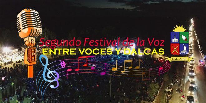"""BASES SEGUNDO FESTIVAL DE LA VOZ """"ENTRE VOCES Y DALCAS 2020″"""