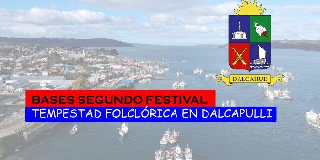 """Bases """"Tempestad Folclórica en Dalcapulli"""" 2020"""