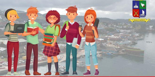 BECAS MUNICIPALES 2020  Propone entregar 40 becas de educación superior a la comunidad